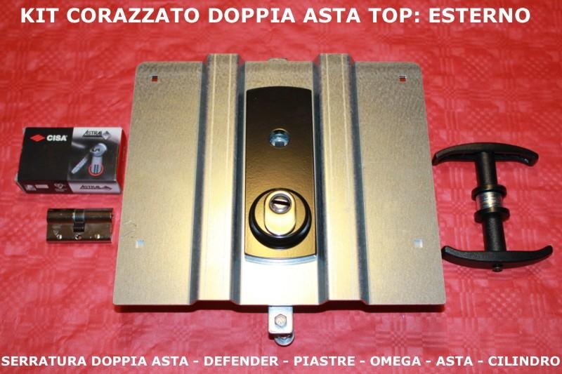 Pronto intervento apertura porte e sostituzione serrature - Serratura porta basculante garage ...
