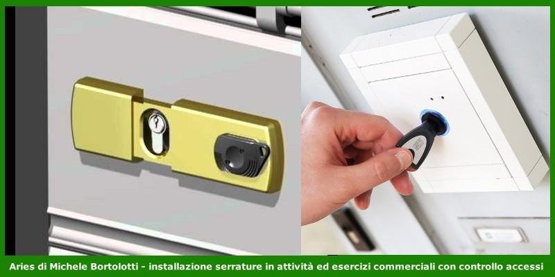 Pronto intervento serrature per servizi commerciali nel veneto for Serrature sicure